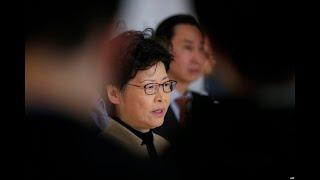 11/7 时事大家谈:习近平、韩正见林郑 北京对港下达最后通牒?