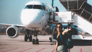 ITALY TO LONDON   Alitalia Airlines   ViaMilano Lounge