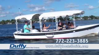 Duffy Electric Boat Rentals of Stuart, Florida