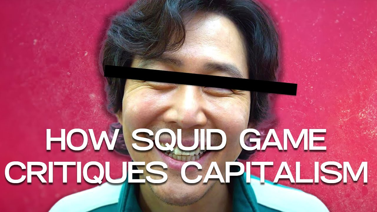 How Squid Game Critiques Capitalism (spoilers)