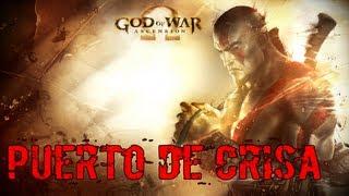 vuclip God of War Ascension  Español -  Walkthrough # 16 Puerto de Crisa