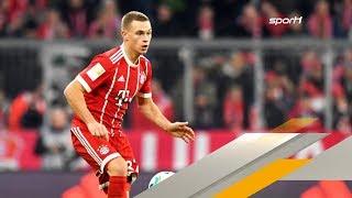 FC Bayern will Joshua Kimmich mit neuem Vertrag belohnen   SPORT1 TRANSFERMARKT