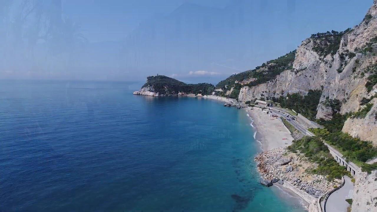 De Bergeggi jusqu'à Finale - Ligurie - Liguria