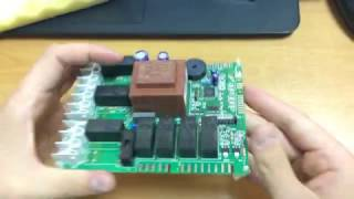 электродуховка Smeg ALFA341XM ремонт
