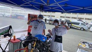 全日本ロードレース ST1000決勝 山口辰也選手応援ライブ配信