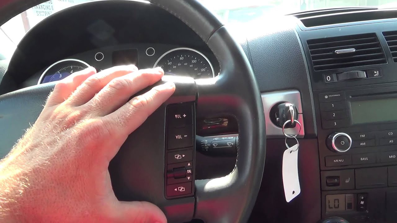 2007 VOLKSWAGEN TOUAREG V6 EPIC AUTO SALES PEARLAND