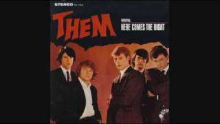 here comes the night....them............♥