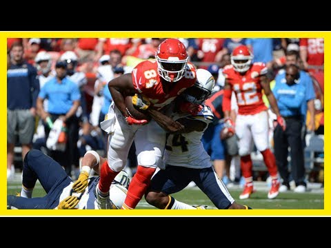 Demetrius harris made a really smart play in the chargers-chiefs game