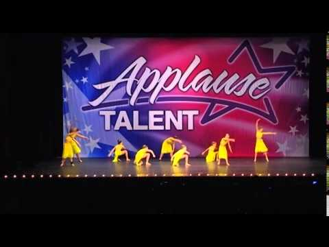 Best Lyrical/Modern/Contemporary Performance - Davenport, IA 2014