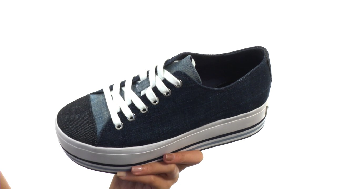 d7fb183a7e1 MICHAEL Michael Kors Ronnie Sneaker SKU 8845565 - YouTube