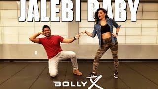 JALEBI BABY | Tesher | BOLLYX | Dance Choreography