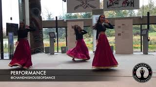 Diwali Fest Performance at UBC | Bollywood Dance Mashup | Punjabi Dance |