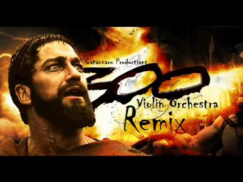 300 Violin Orchestra Jorge Quintero Remix   YouTube