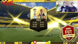 FIFA 17: XXL DYBALA IF PACK OPENING + FUT CHAMPIONS  WEEKEND LEAGUE !!! ULTIMATE TEAM