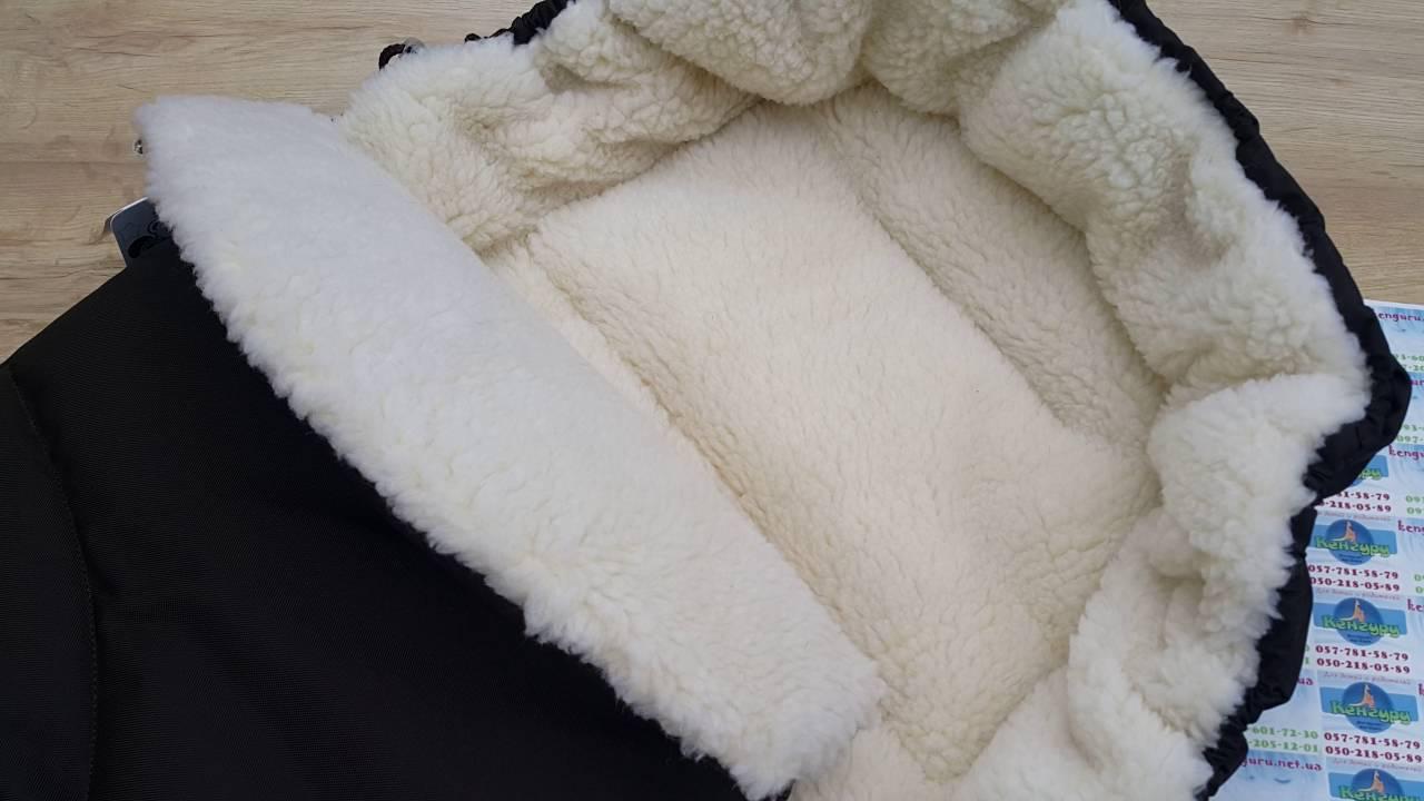 Mansita Panda - всесезонный флисовый конверт в коляску - YouTube