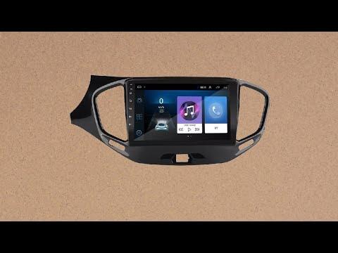 Магнитола лада Vesta  Android 10.1