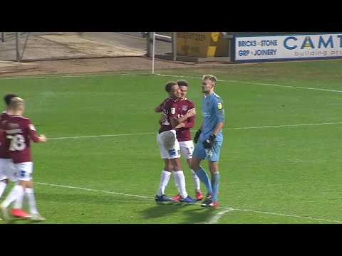 HIGHLIGHTS: Cambridge United 1 Northampton Town 1
