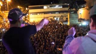 Prende El Blunt (LIVE) Rasta Mc Ft SikeOne #NavirapFest