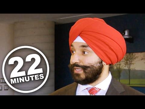 How is Navdeep Bains sending secret messages to Parliament? | 22 Minutes