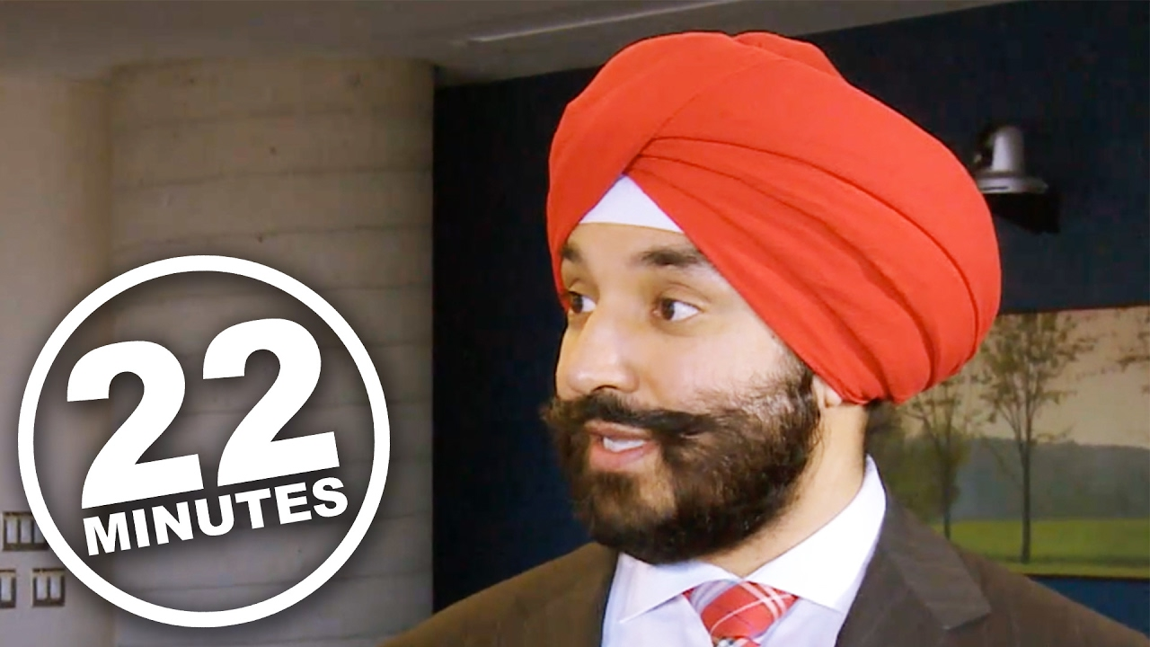 How is navdeep bains sending secret messages to parliament for Navdeep s bains
