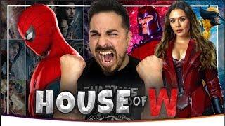 Novedades de SPIDER-MAN en el UCM, ¿Se viene HOUSE of WANDA? ¡CAPITANA MARVEL VILLANA! y mucho más