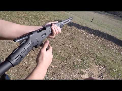 Day One 2018: The Mossberg 464 SPX Challenge