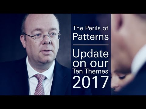 The Perils of Patterns: Wealth Management CIO Insights – Update on our 10 themes for 2017