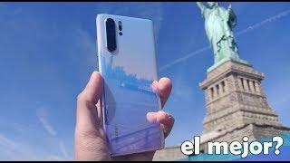 Huawei P30 PRO, ¿la mejor cámara del 2019 en un móvil? | Review en español