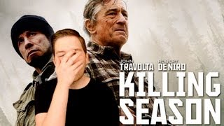 Killing Season - Movie Review by Chris Stuckmann