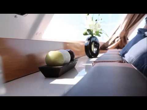 Helia 44 Eco Cruising by Fountaine Pajot and Bay Yacht Agency -Atlantic Cruising Yachts