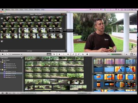 iMovie Tutorial: How to Make a News Video with Interviews and B-roll