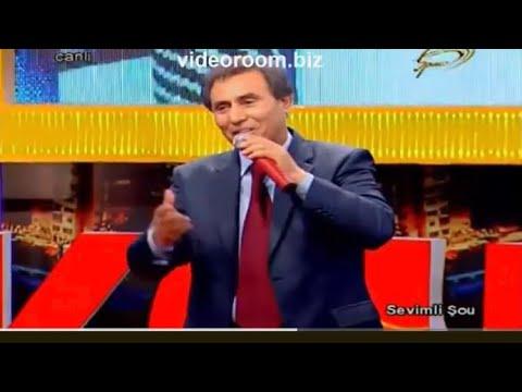Sabir Eliyev - Mugam. Saclari sarisin qiz. Sevimli Show 27 10 2014