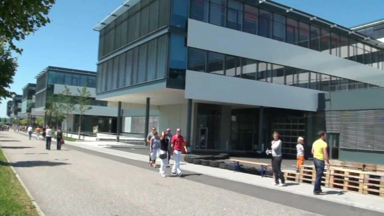 Prasentation Mcgs Bei Der Fa Bosch In Abstatt Youtube