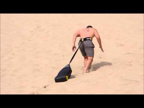 Show Up FItness: Malibu Dunes