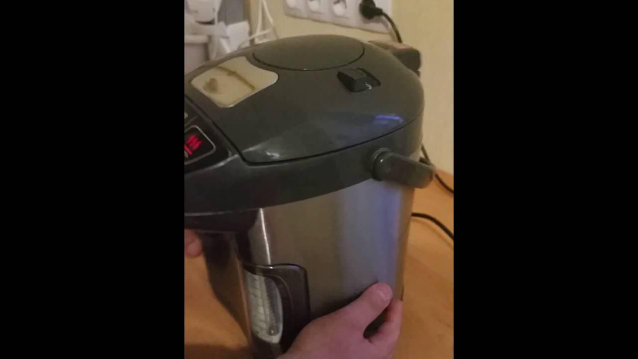Термопоты: как выбрать?. Планируя покупку этого кухонного прибора, следует изучить модельный ряд в нашем интернет-магазине и подобрать его конкретно для своих потребностей. Если надо купить термопот для городской или дачной кухни, лучше выбрать прибор с большим объемом воды, до 5 литров.