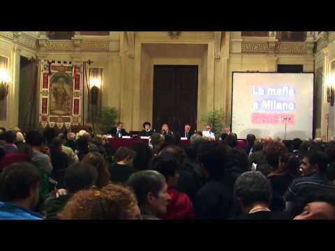 La Mafia a Milano ESISTE - Palazzo Marino 26.10.2011