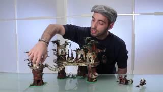 Ewok Village - LEGO Star Wars - Designer Video 10236