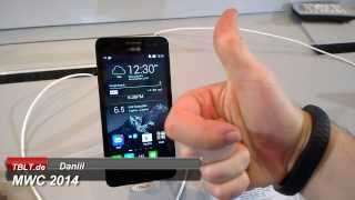 ASUS Zenfone 5 hands-on english