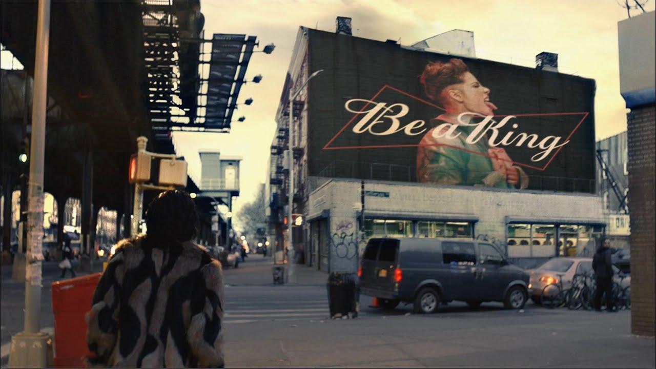 Budweiser x Halsey | Be a King
