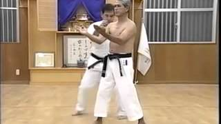 Sanchin With Shime - Yonamine  Kosuke.