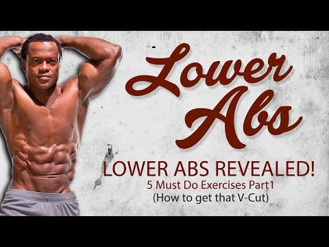 Lower Abs Part 1
