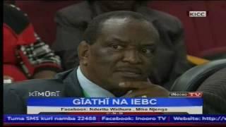 Kimuri:  Giathi na IEBC (Part 3)