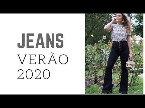 15 TENDÊNCIAS EM JEANS VERÃO 2020