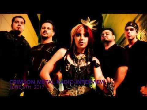 Crimson Metal Radio Interview