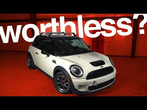 Restoring A WORTHLESS Mini Cooper S - Art Of The Flip Episode 1