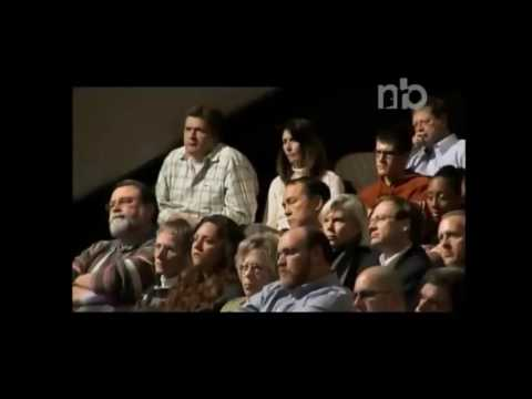 Is Faith Delusional? Atlanta Civic Center, 2009 (by John Lennox and Ravi Zacharias with Q&A)