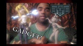 Gadget Figure @hasaniwalker