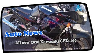 MUST WATCH!!!All new 2018 Kawasaki GPZ1100 new model launched Price & Spec