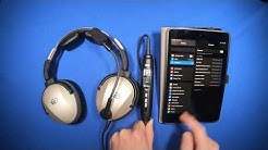 How to pair your iPad to a Lightspeed Zulu 3 headset via Bluetooth.