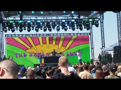 Lil Skies - Creeping (Live) At The Smokers Club 2018 Day 1